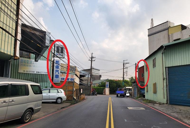 新北市新莊區推薦汽車保修廠凱承汽車修護廠 位在瓊林路上