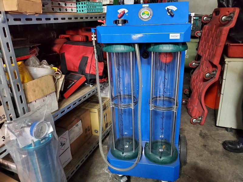 新北市新莊區凱承汽車修護廠 備有水箱冷卻液交換機