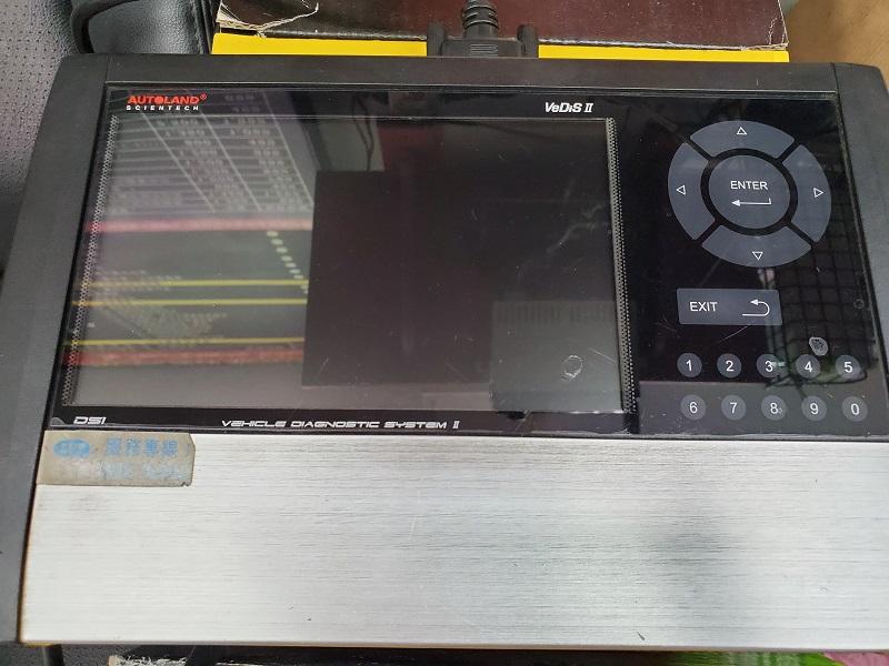 【AMS專業汽車保養維修改裝車廠】 VeDiS II通用型檢測電腦