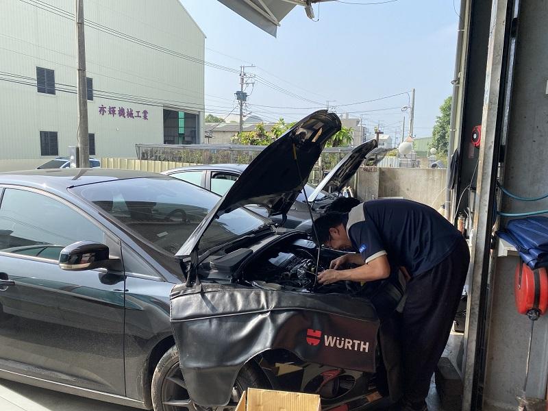 台南市南區推薦修車廠保養廠尚新汽車