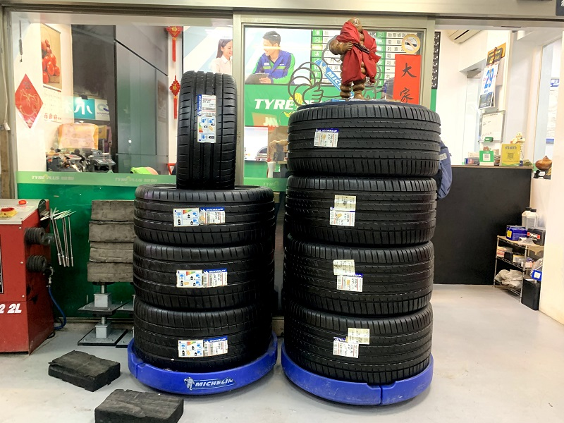 台北市文山區推薦修車廠保養廠輪胎行馳加汽車公賀店