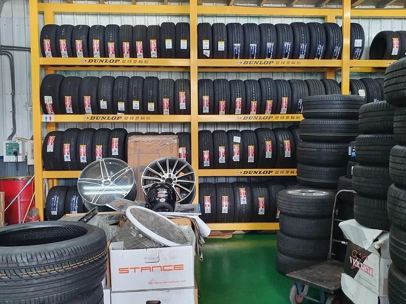 新北市蘆洲區推薦修車廠保養廠輪胎行銓鑫輪胎