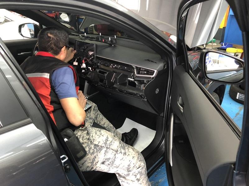台中市北屯區推薦修車廠保養廠輪胎行鉅侑汽車