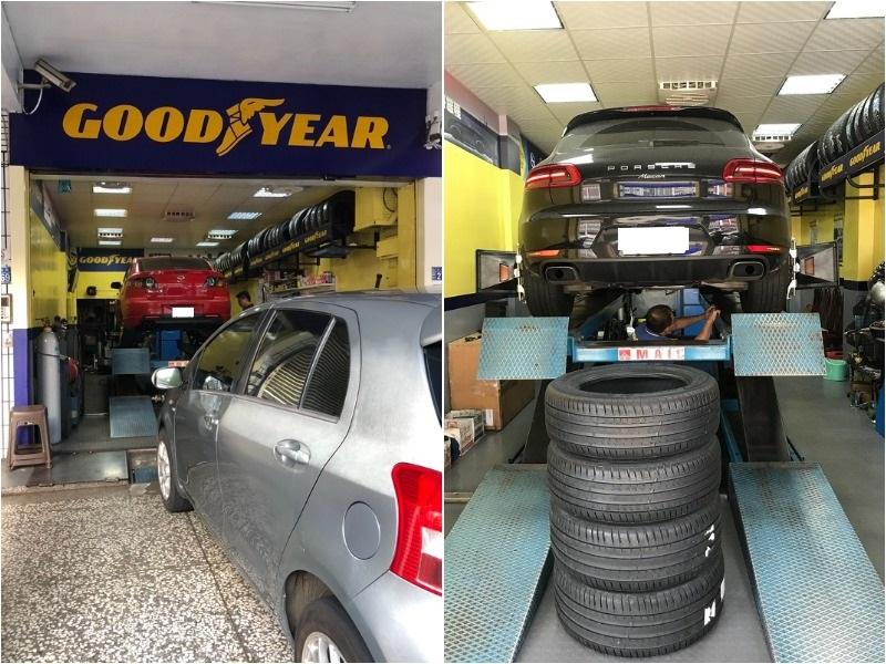 台中市北屯區推薦輪胎行順發輪胎