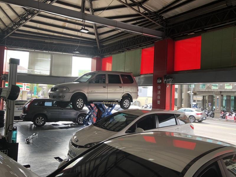 台中市西屯區推薦修車廠保養廠輪胎行華達輪胎