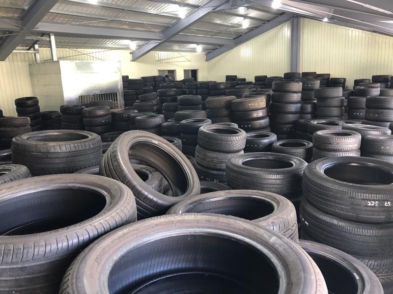 新北市林口區推薦修車廠保養廠輪胎行宏勝輪胎