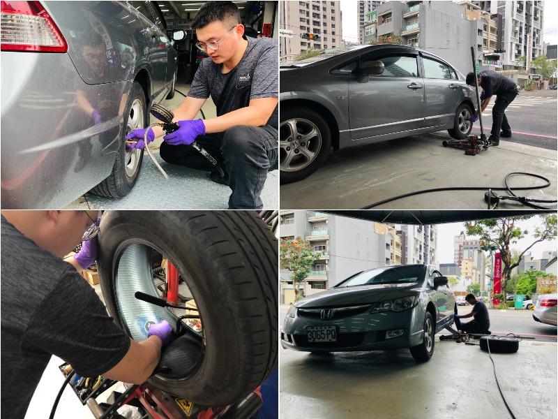 台中市西屯區推薦修車廠保養廠輪胎行耀成自動車